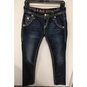 Rock Revival Women's Boot Cut Jeans Size 28 🔥